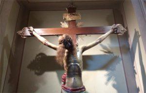 Il Crocifisso di Ello