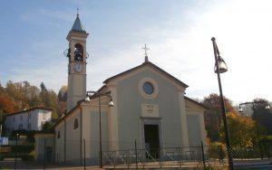 Chiesa di San Giorgio martire, Imberido