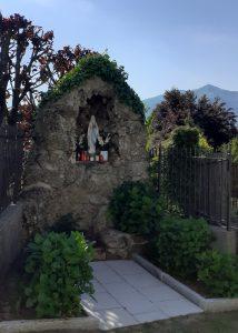 Grotta mariana in località Baravico